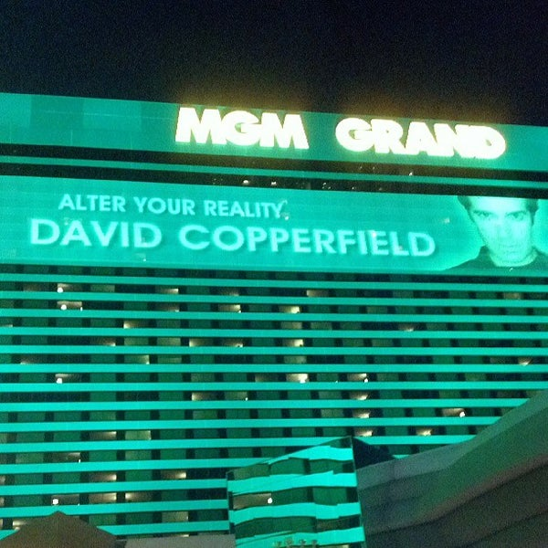 Photo taken at MGM Grand Hotel & Casino by Angela S. on 6/20/2013