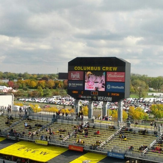 Photo taken at MAPFRE Stadium by Kevin M. on 10/7/2012