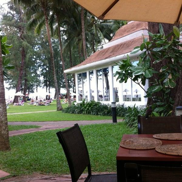 Photo taken at Dusit Thani Laguna Phuket by M. M. on 1/1/2013