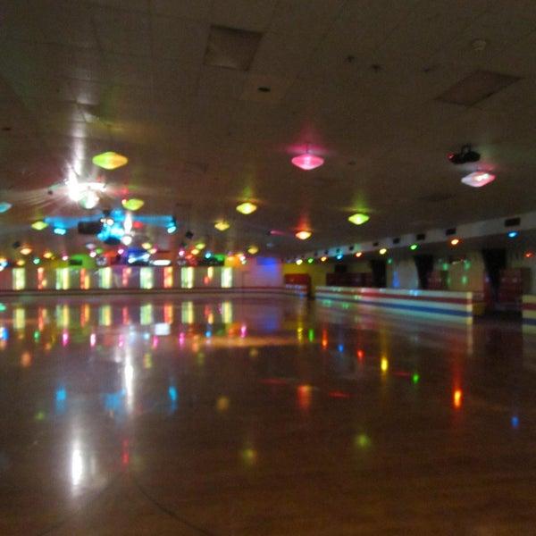 Christiana Skating Center Roller Rink In Newark