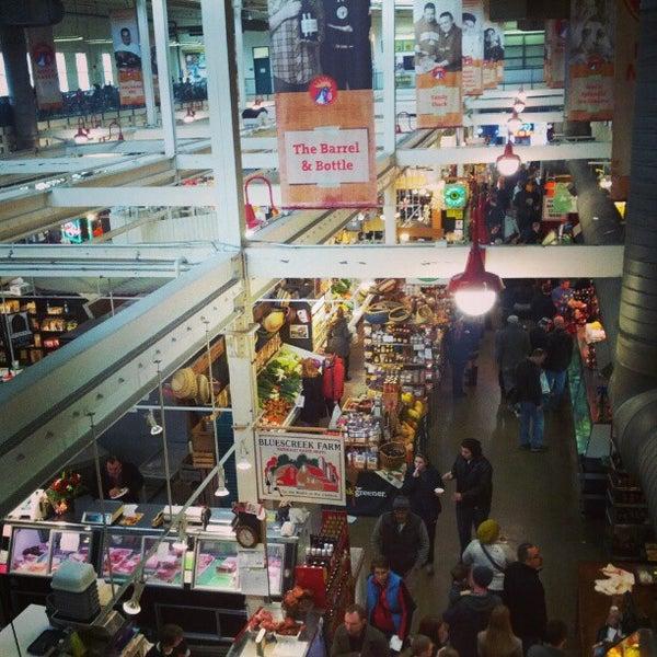 Photo taken at North Market by John C. on 2/16/2013