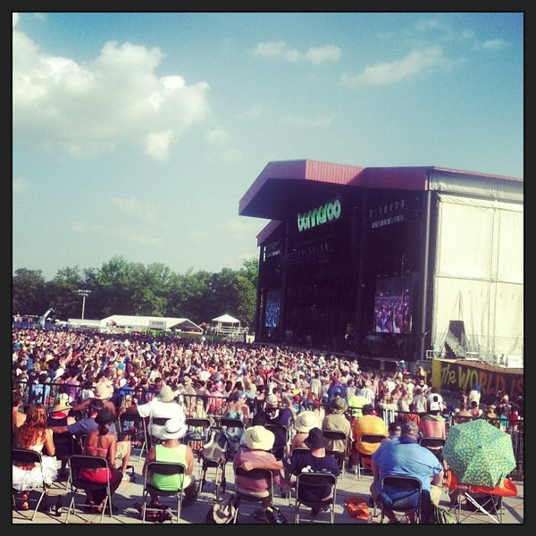 Photo taken at Bonnaroo Music & Arts Festival by Justin H. on 6/15/2013