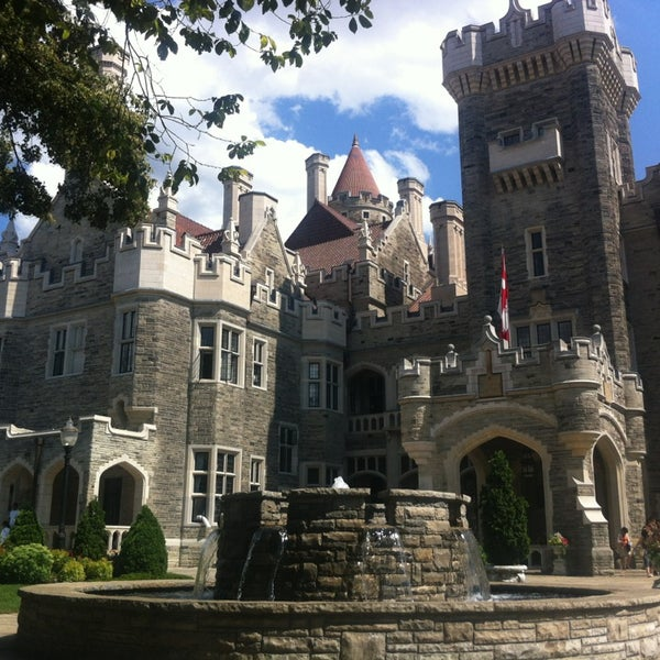 Photo taken at Casa Loma by Bryan A. on 7/20/2013