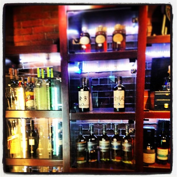 Photo taken at The Distillery by Cris A. on 5/1/2013