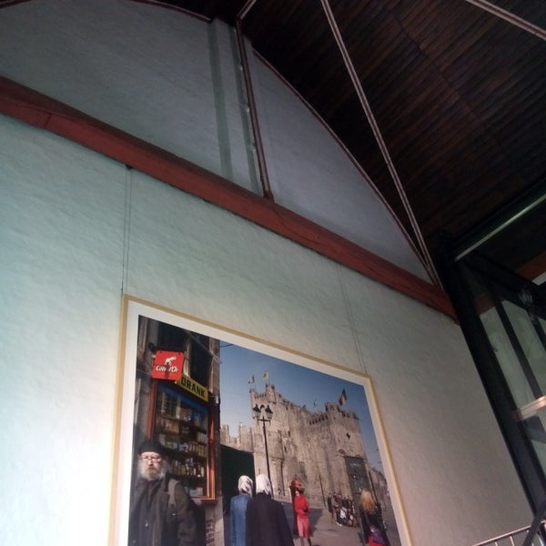 Photo taken at Stadsmuseum Gent | STAM by Lies C. on 7/7/2015