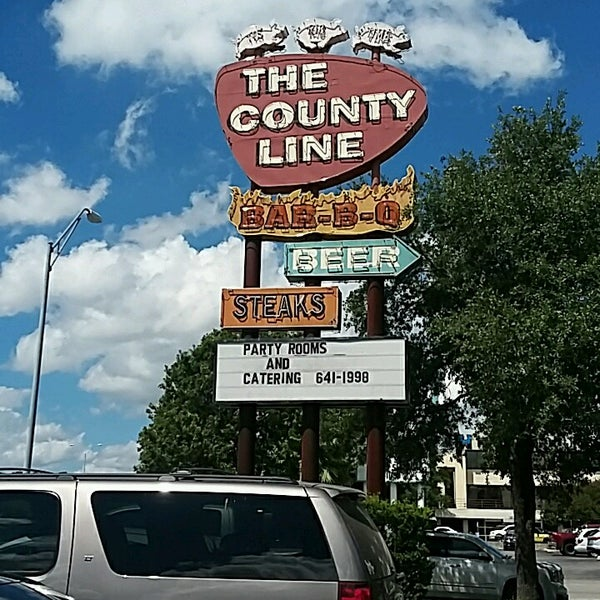 Photo taken at The County Line by David D. on 9/23/2016