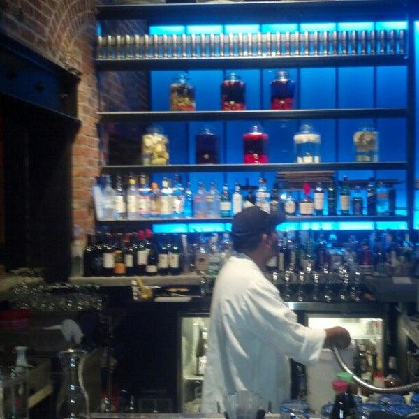 Photo taken at Blue Sushi Sake Grill by Monica M. on 10/17/2012