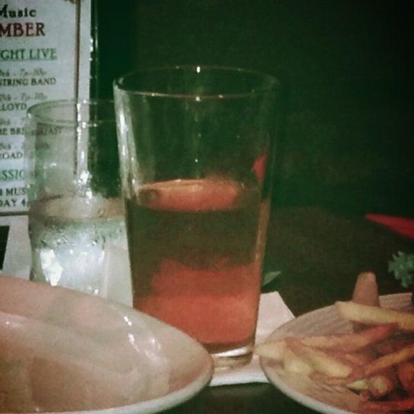 Photo taken at London Grill by KJ M. on 9/20/2014