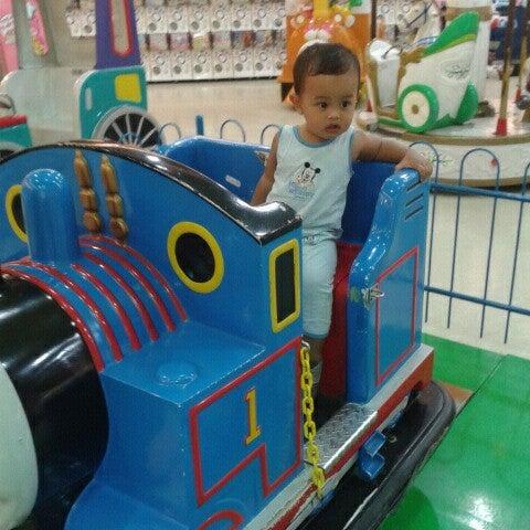 Photo taken at AEON Metro Prima Shopping Centre by Norwahidah W. on 10/9/2012