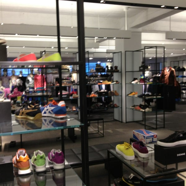Photo taken at Barneys New York by Heric A. on 3/20/2013