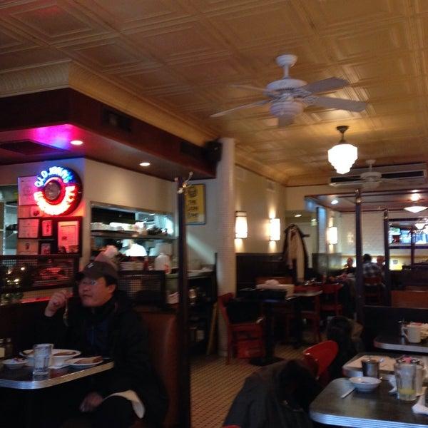 Old john 39 s luncheonette american restaurant in new york for American cuisine new york