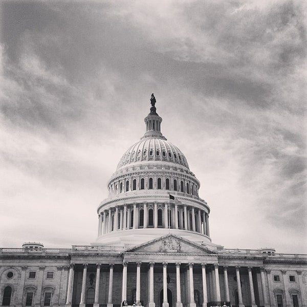 Photo taken at United States Capitol Building by CocteauBoy on 4/24/2013