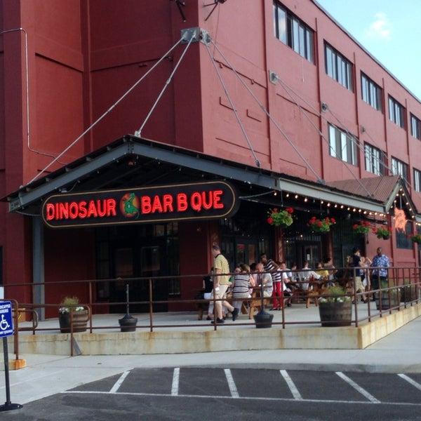 Dinosaur Bar-B-Que