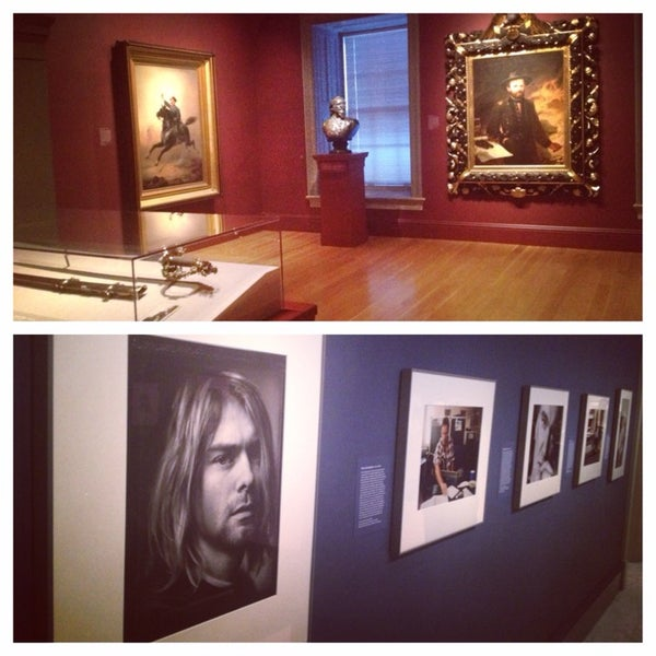 Photo taken at National Portrait Gallery by Trey W. on 2/22/2014