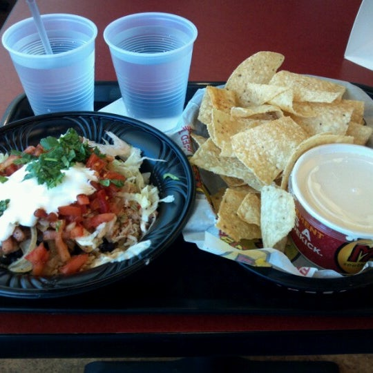 Photo taken at Moe's Southwest Grill by Jim S. on 9/20/2012
