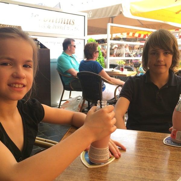 Photo taken at Jeronimus eet & borrel café by Bas d. on 6/7/2014