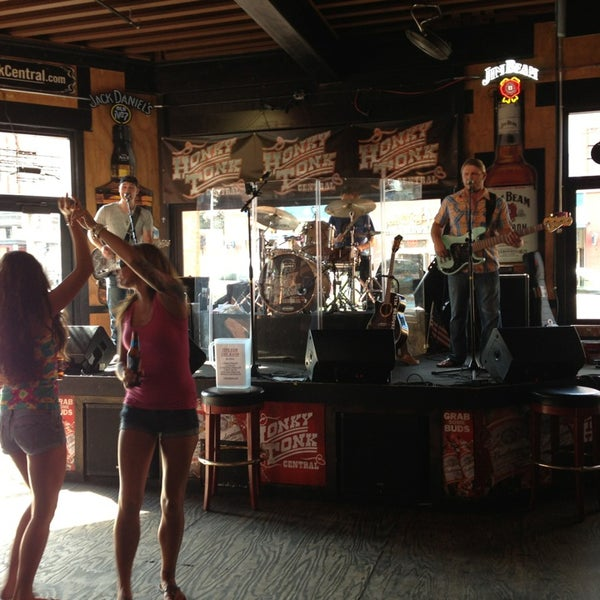 Photo taken at Honky Tonk Central by J B. on 7/23/2013
