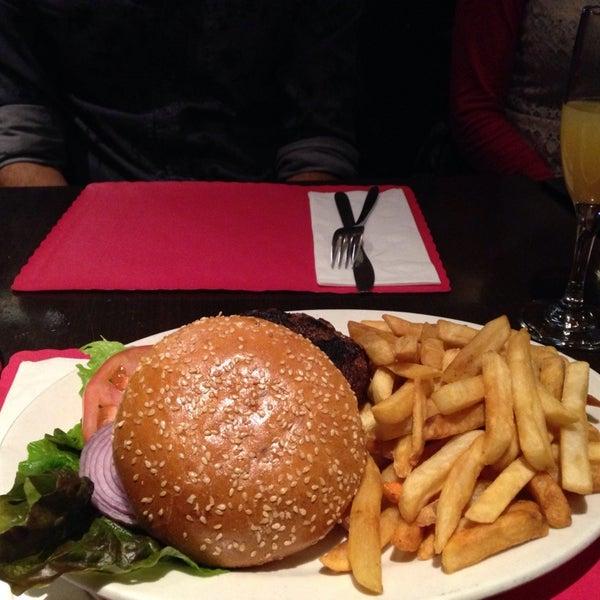 Photo taken at Baker Street Pub by Dilek K. on 1/5/2014