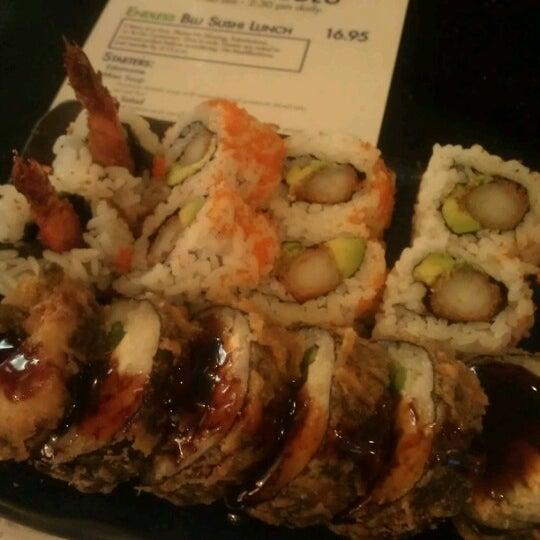 Photo taken at Blu Sushi by Joyce on 10/14/2012