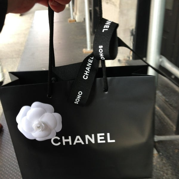 Photo taken at CHANEL by Anna on 1/20/2013