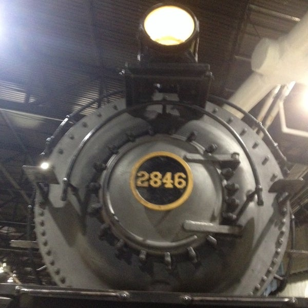 Photo taken at Railroad Museum of Pennsylvania by Nina H. on 11/10/2013