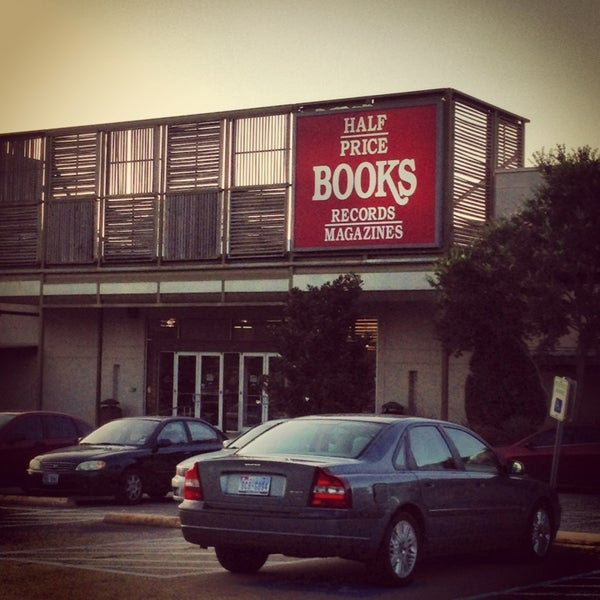 Half Price Books Vickery Meadows 104 Tips