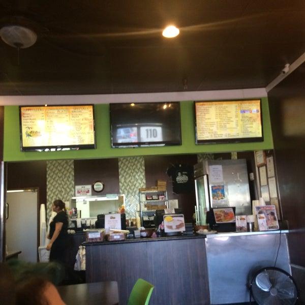 Photo taken at Aloha Kitchen by John M. on 10/14/2015