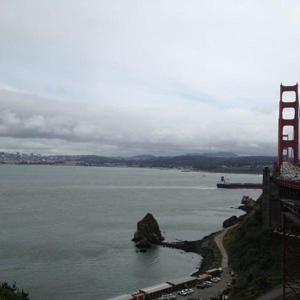 Photo taken at Vista Point by Gustavo M. on 4/4/2013
