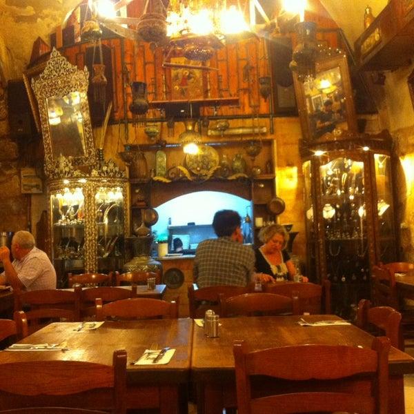 Photo taken at Armenian Tavern by Ivan C. on 10/4/2013