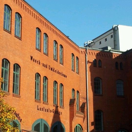 Photo taken at Kulturbrauerei by Hagen on 10/20/2012