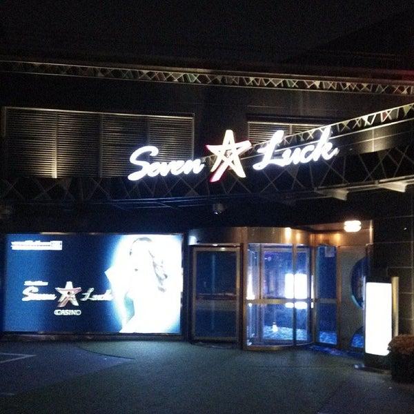 Photo taken at 세븐 럭 카지노 (Seven Luck Casino) by Alex Y. on 11/23/2013