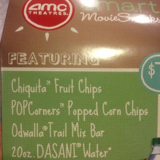 Photo taken at AMC Hampton Towne Centre 24 by Courtney C. on 11/7/2012
