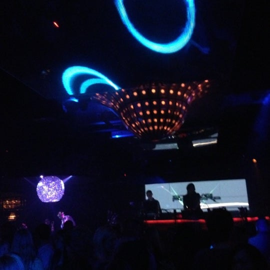 Photo taken at Lavo by Alex A. on 12/7/2012