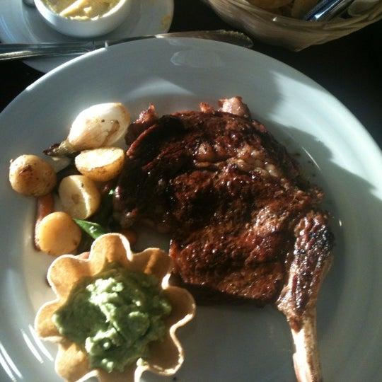 Photo taken at El Rincon Del Angus by FredAQ on 10/7/2012