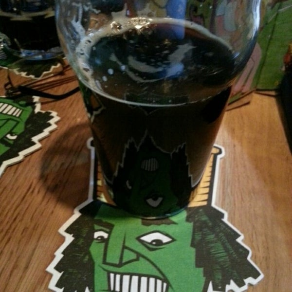 Photo taken at Three Floyds Brewery & Pub by Jesse S. on 3/8/2014