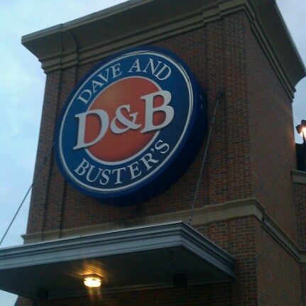 Photo taken at Dave & Buster's by B B. on 9/16/2012