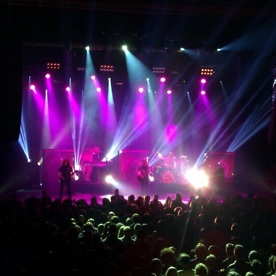 Photo taken at AB Ancienne Belgique by Beno!t P. on 11/20/2012