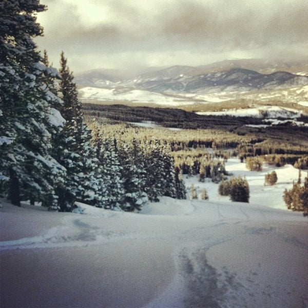 Photo taken at Breckenridge Ski Resort by Stacy S. on 4/19/2013