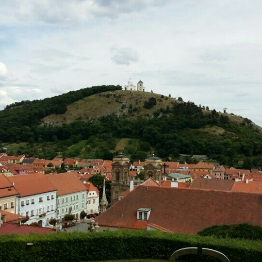 Photo taken at Zámek Mikulov by Lucie Š. on 6/19/2016