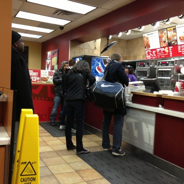 Photo taken at KFC by Dimitri L. on 3/4/2013