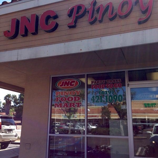 Photo taken at JNC Pinoy Foodmart Inc by Harvey C. on 8/31/2015