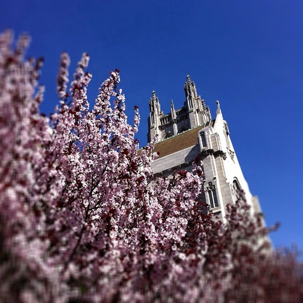 Photo taken at St. Dominic's Catholic Church by Russell D. on 2/25/2013
