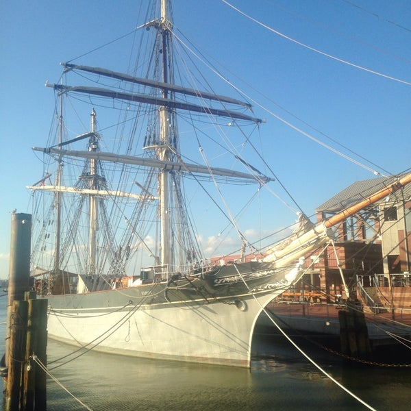 Photo taken at Fisherman's Wharf by Britny N. on 8/5/2014