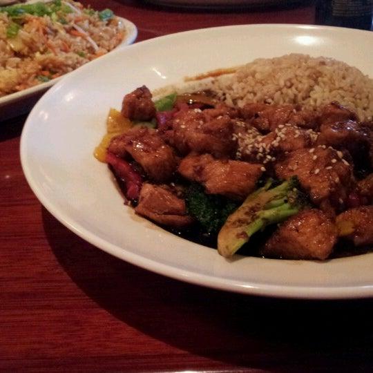 Photo taken at Elephant Bar Restaurant by Christine R. on 10/14/2012