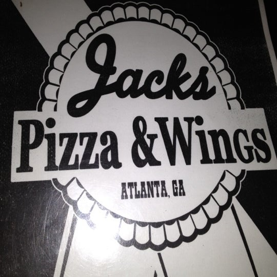 Photo taken at Jack's Pizza & Wings by Krystle P. on 9/15/2012