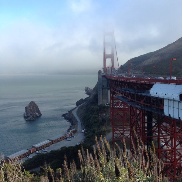 Photo taken at Vista Point by Kenneth T. on 7/14/2013