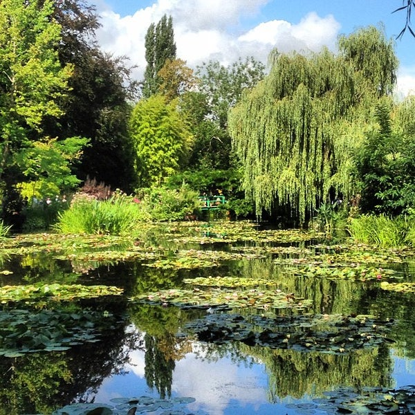 Jardins de Claude Monet - Giverny, Haute-Normandie