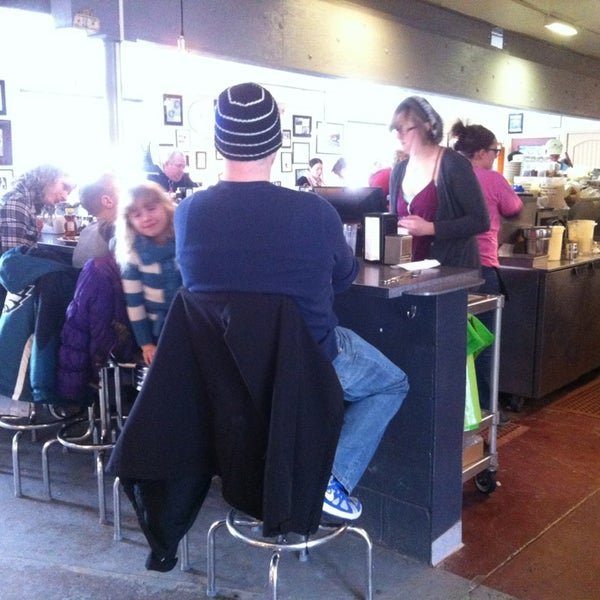 Photo taken at Fred's Breakfast by Ashleigh L. on 2/18/2014