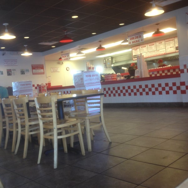 Photo taken at Five Guys by Sabrina B. on 4/28/2013