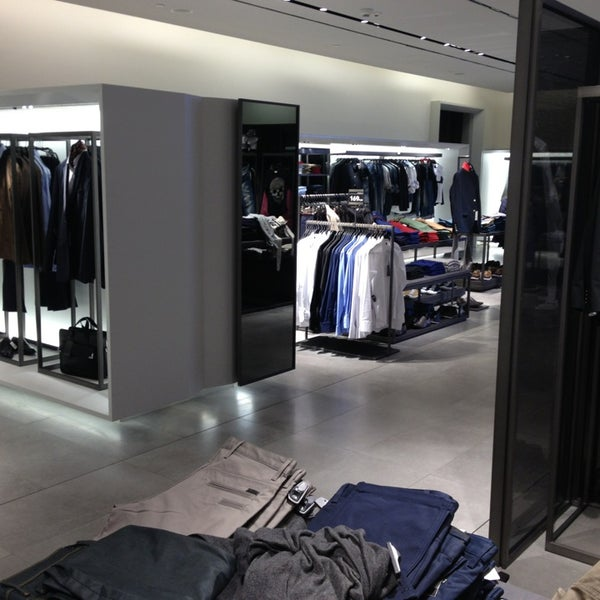 Zara clothing store